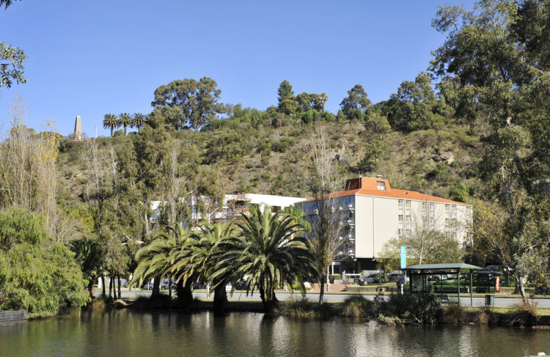 Exterior view of Sullivans Hotel Perth.