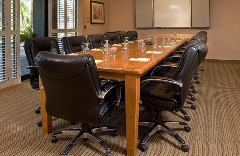 Meeting room at Riverpark Inn.