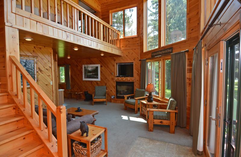 Rental interior at Recreational Rental Properties, Inc.