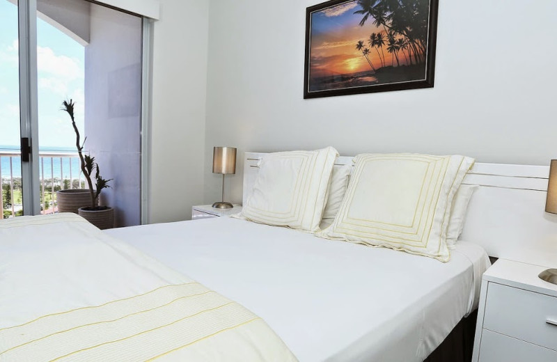 Guest room at Mantra Bel Air Resort.