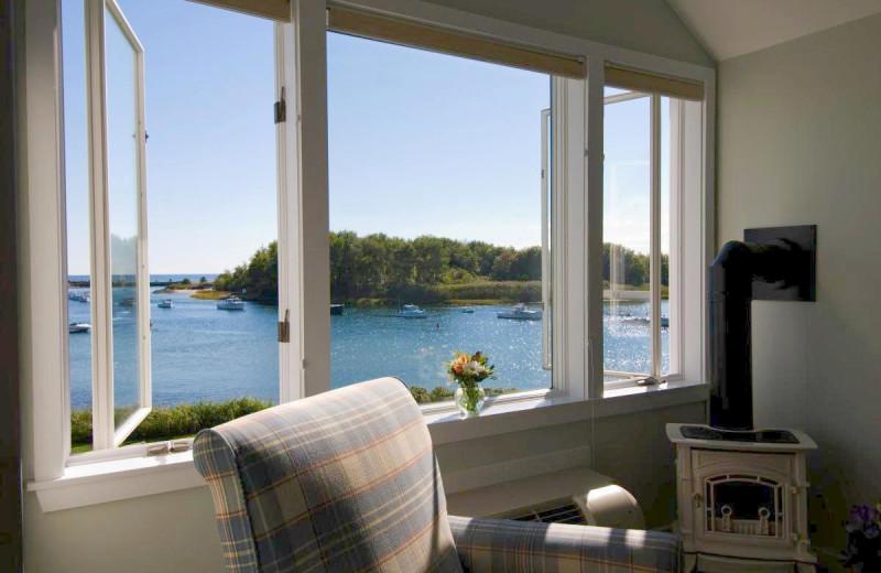 Inside ocean view at The Nonantum Resort.