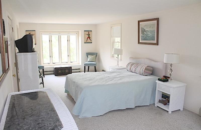 Rental bedroom at Hopper Real Estate.
