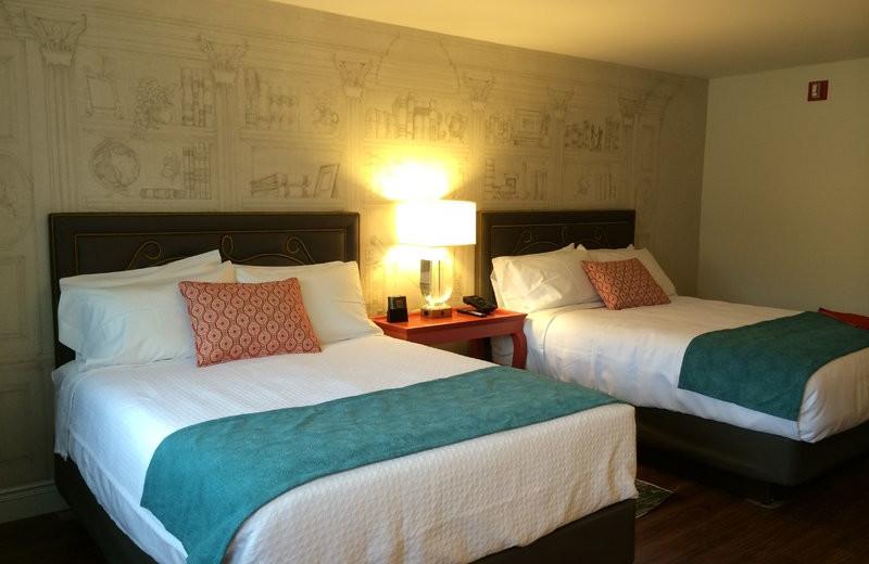 Guest Room at Hotel Indigo Baltimore - Mt. Vernon