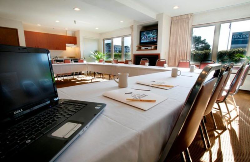 Conference Room Amenities at Inn at Seaside