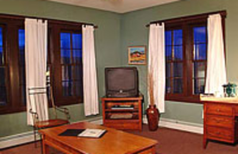 Interior View at Marys Lake Lodge