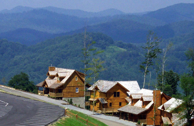 Attrayant Cabins At Wolf Laurel Ski Resorts ...