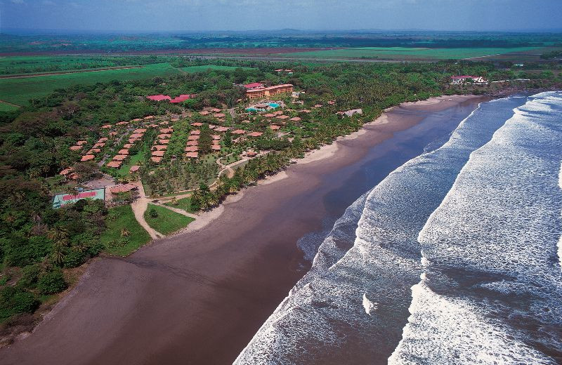 Arial View at Barcelo Montelimar Beach Resort