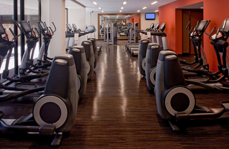 Fitness Center at Hyatt Regency Phoenix