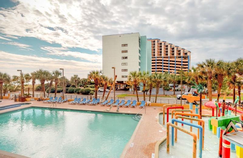 Rental exterior at Affordable Vacation Rentals, LLC.