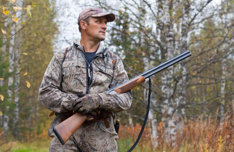 Hunting at Lake Blackshear Resort & Golf Club.