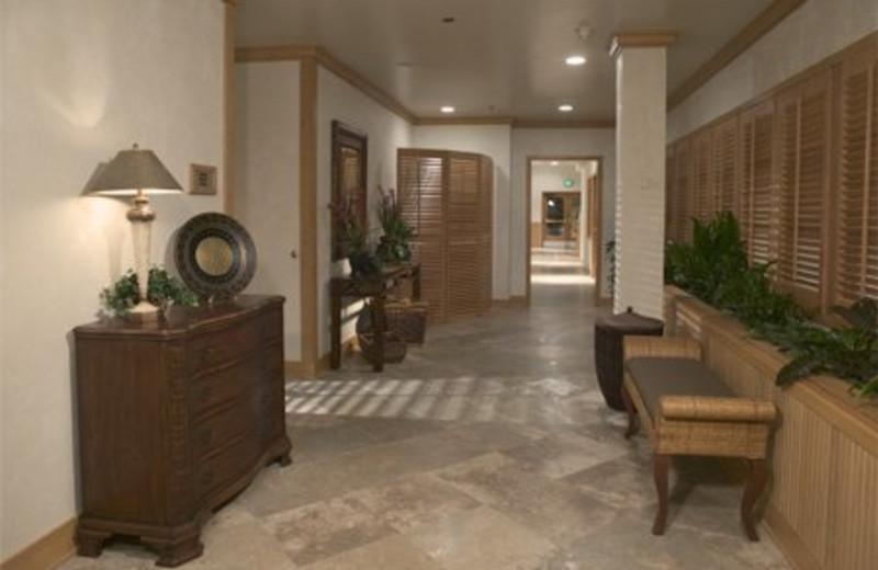 Spa Interior at Semiahmoo Resort