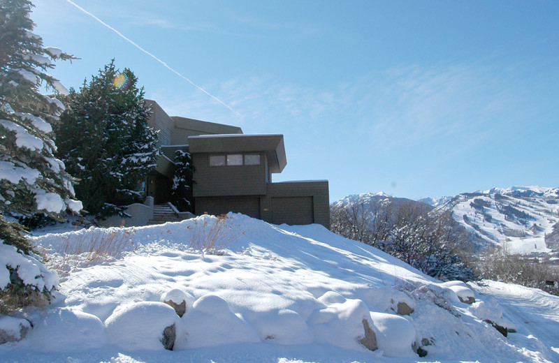 Rental exterior at Frias Properties of Aspen - Red Mountain Retreat.