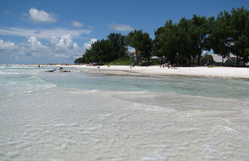 Beach at Alecassandra Vacation Villas.