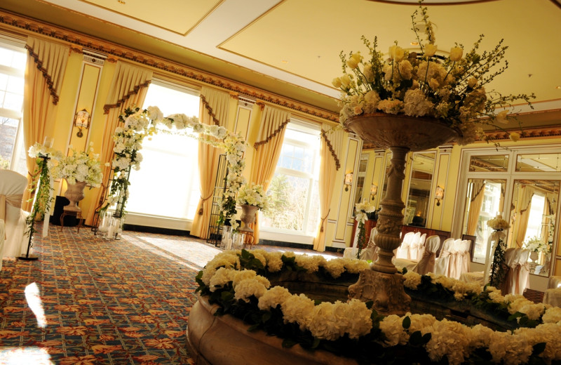 Weddings at The Broadmoor.