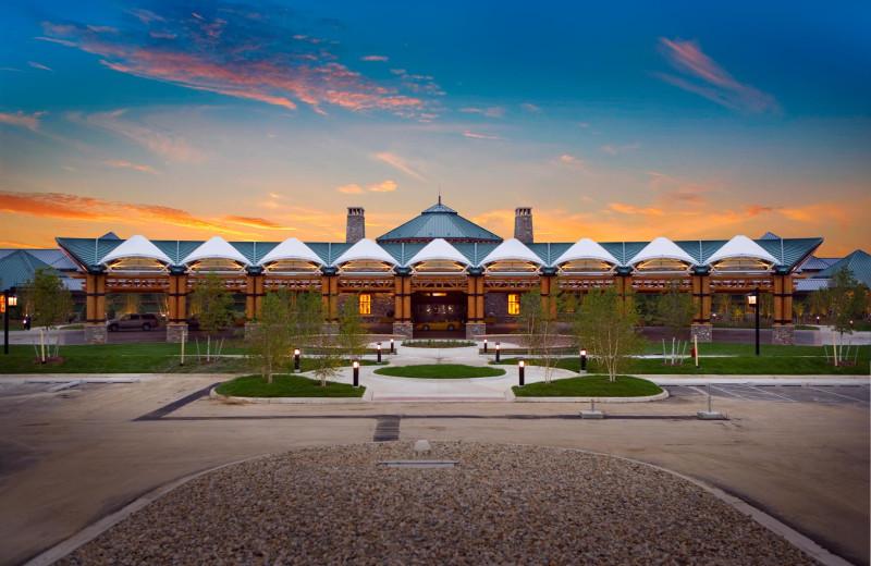 Casino near Days Inn & Suites - Benton Harbor.