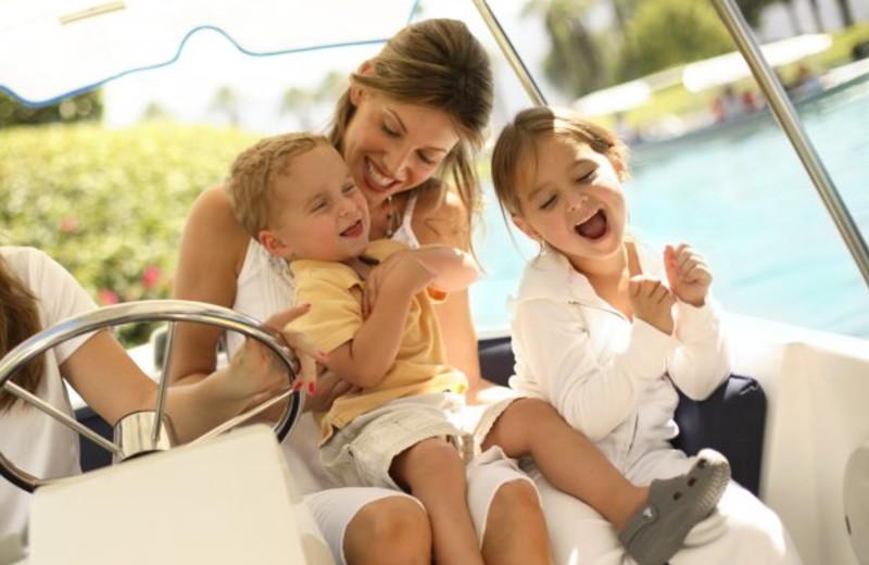 Family Fun at Marriott Desert Springs Resort