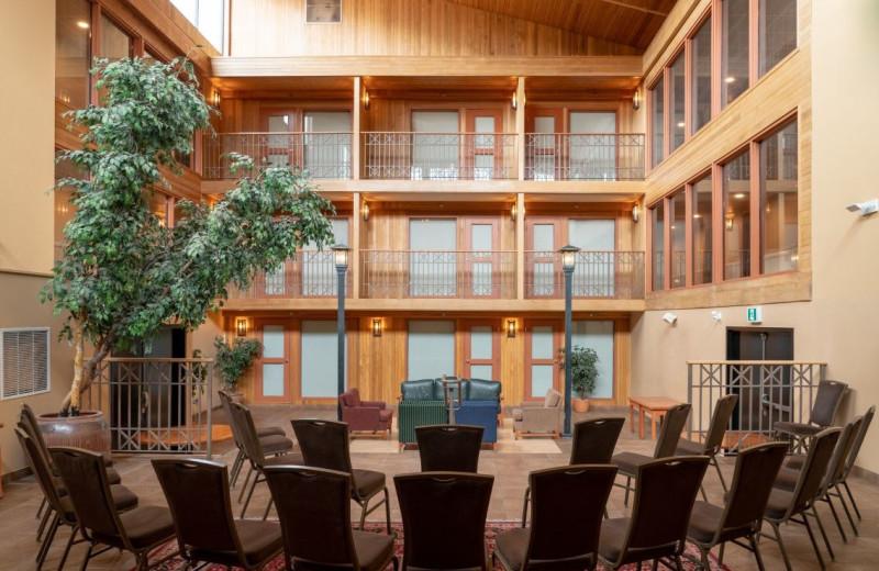Meetings at Banff Ptarmigan Inn.