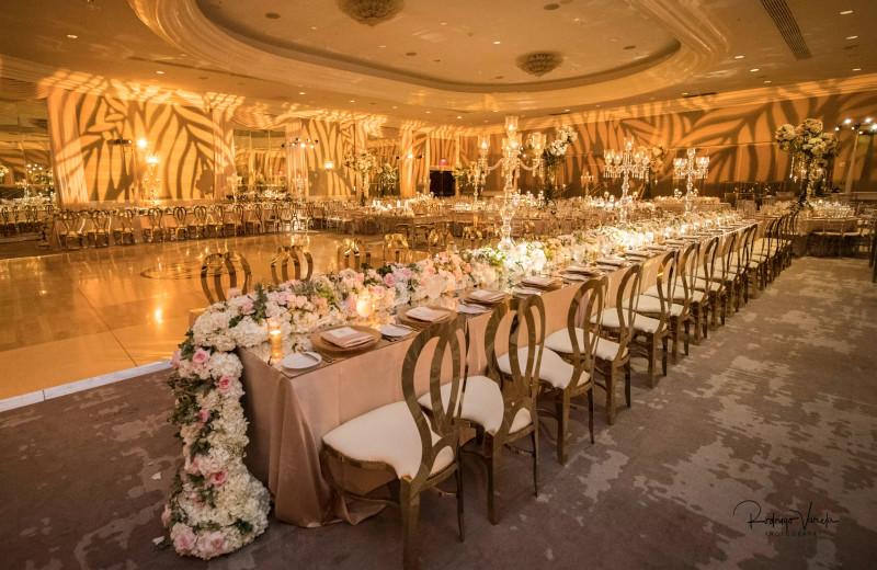 Weddings at Eden Roc Miami Beach.