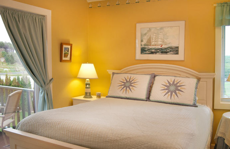 Guest Room at Door County Lighthouse Inn