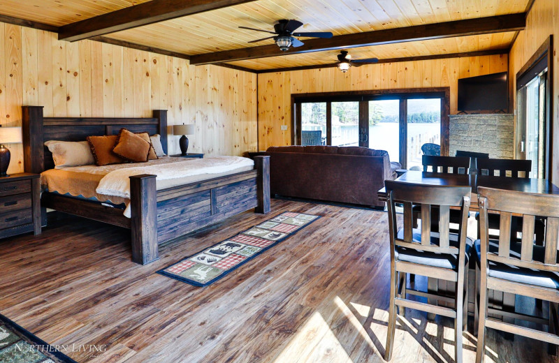 Rental suite at Northern Living - Luxurious Vacation Rentals.