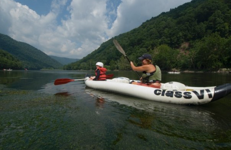 Water Activities at The Resort at Glade Springs