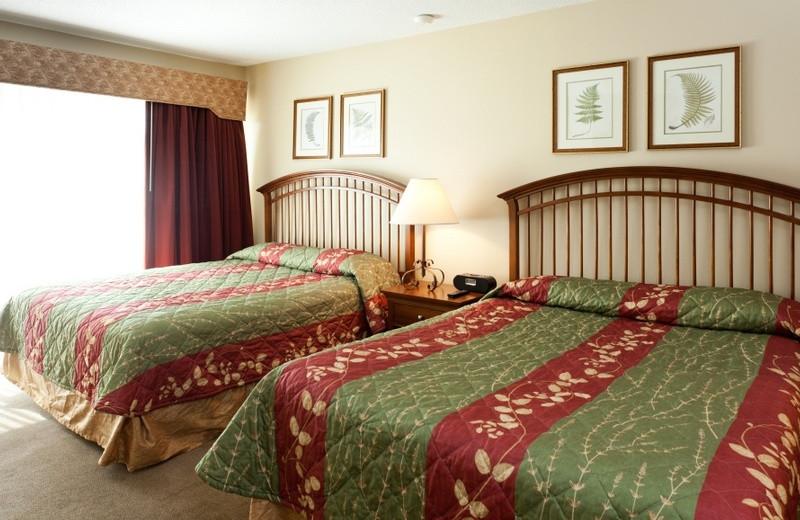 3 Bedroom Terrace at Grand Traverse Resort.