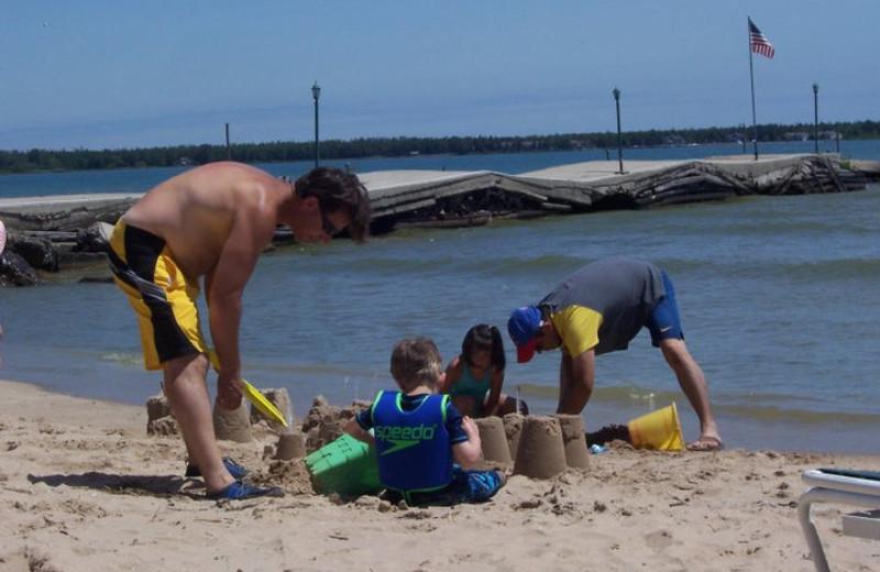 Beach Fun at Beachfront Inn