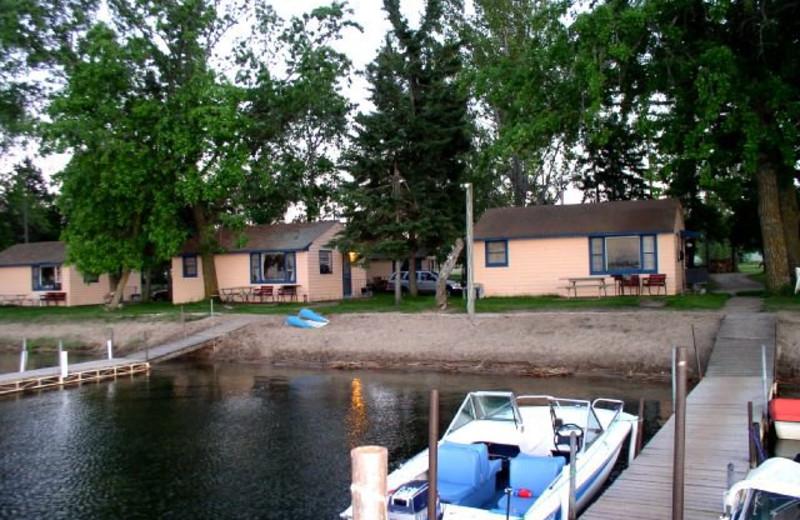 Exterior view of Four Seasons Resort.