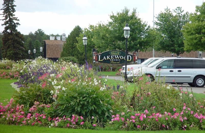 Gardens at Lakewood Shores Resort.