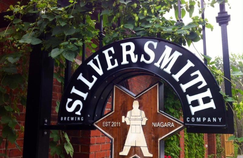 Silver Smith winery near Vine Ridge Resort.