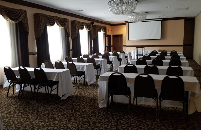 Meetings at Mountain Lodge