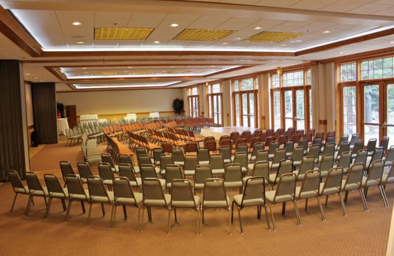 Meetings at Rock Creek Resort.