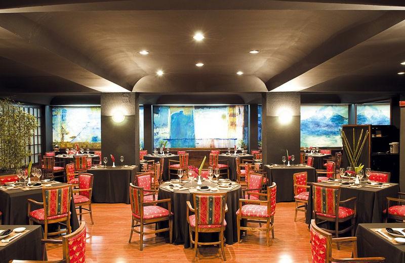 Restaurant View at Restaurant
