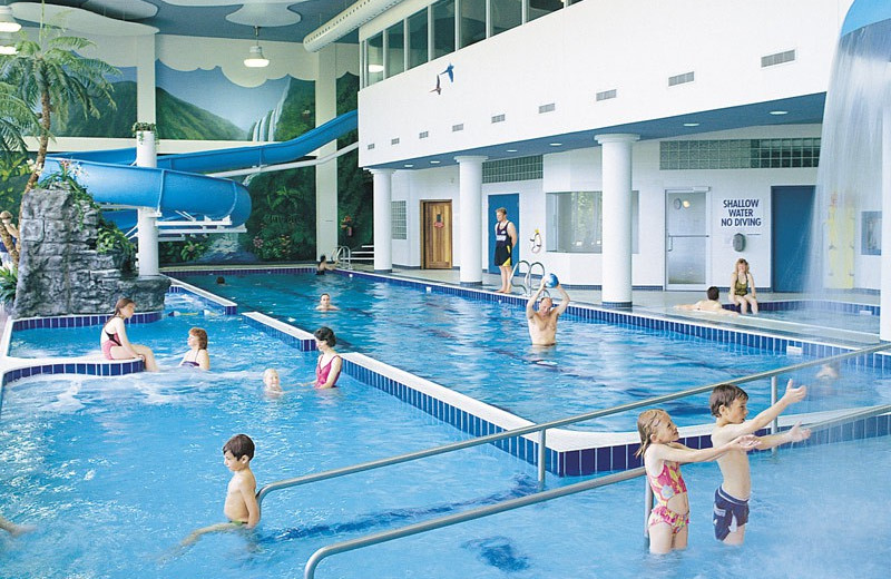 Indoor Pool at Nottawasaga Inn Resort