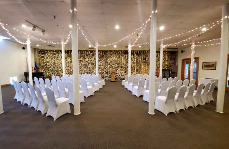 Weddings at Fitger's Inn.