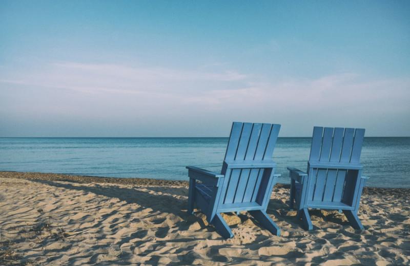 Beach at Saint Augustine Beach Vacation Rentals.