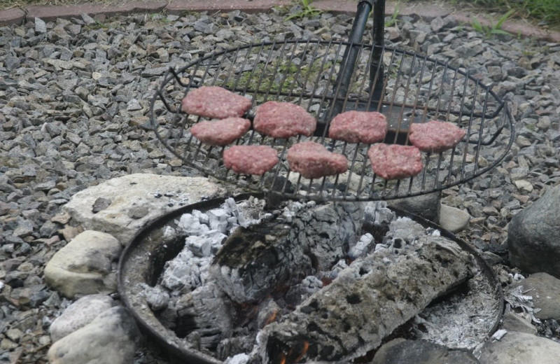 Cookouts at River Bend RV Resort