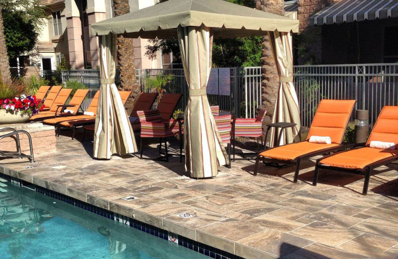 Cabana at Gainey Suites Hotel.