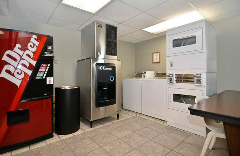 Laundry Room at Best Western Center Pointe Inn