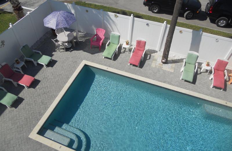Rental pool at Alecassandra Vacation Villas.