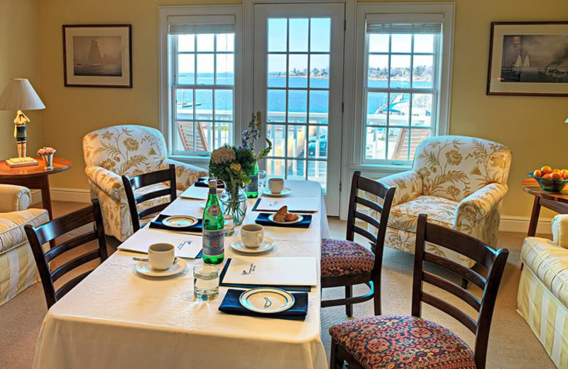 Meeting Room at The Inn at Stonington