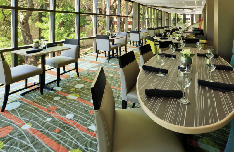 Onsite Dining at Holiday Inn San Antonio Riverwalk
