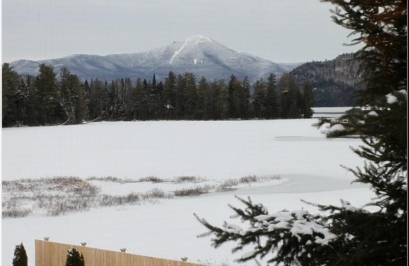 Winter at Placid Bay Inn