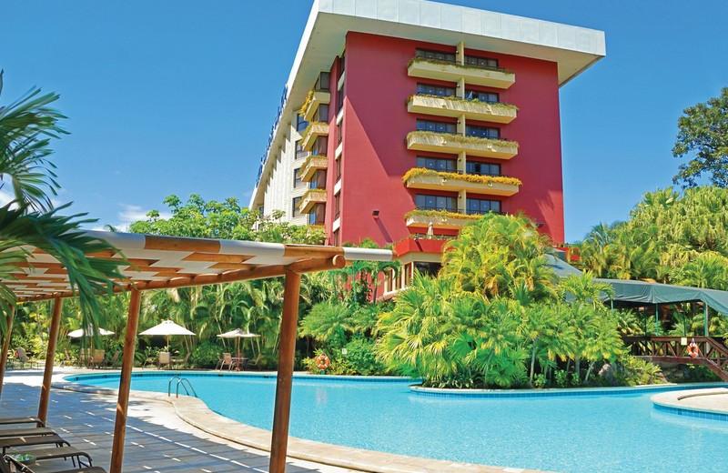 Hotel View With Pool at Barcelo San Jose Palacio