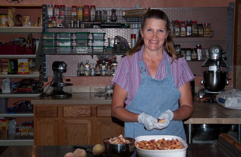 Cooks at Marble Mountain Guest Ranch.