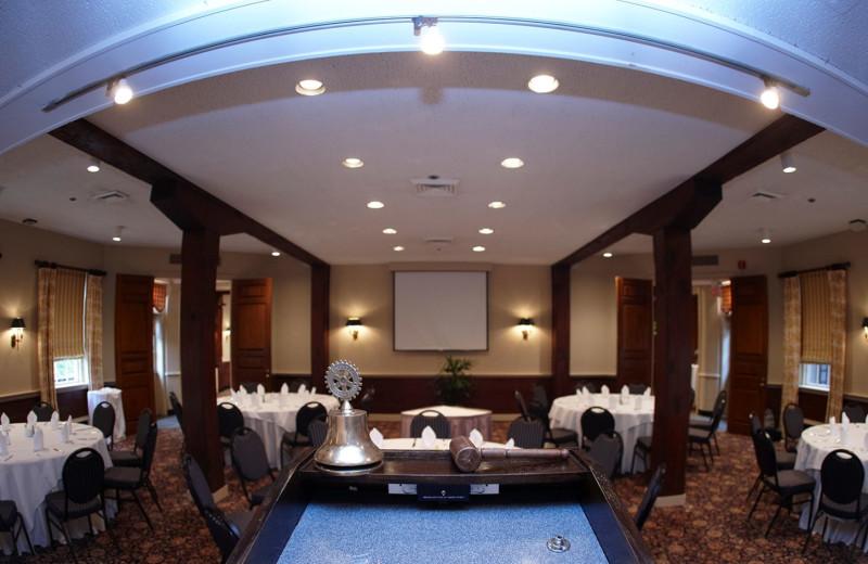 Meetings at Boar's Head Resort.