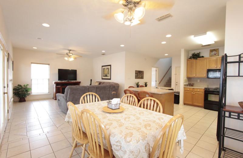 Rental interior at Reed Real Estate Vacation Rentals.