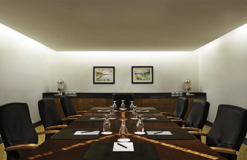 Board room at The Westin Dawn Beach Resort.