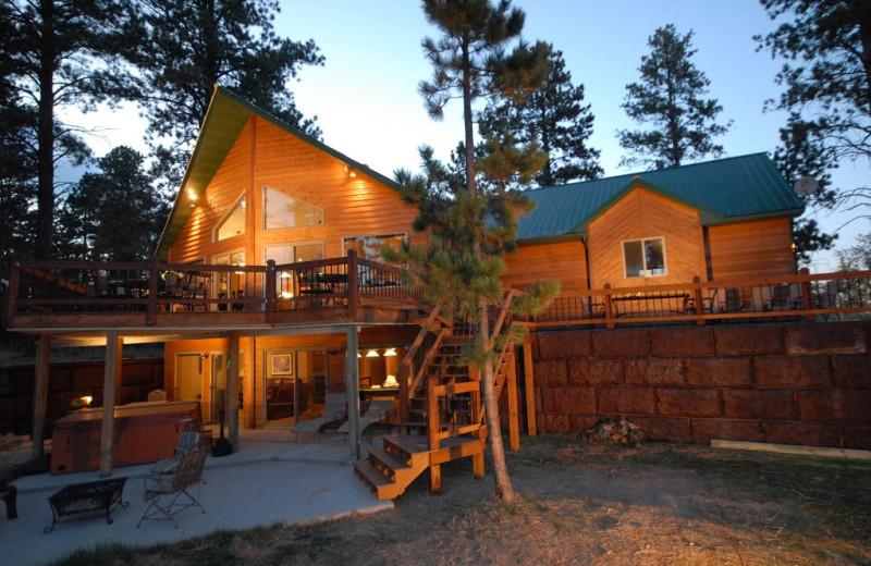 Rental exterior at Executive Lodging of the Black Hills.