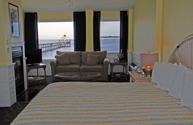 Guest Room at The Inn at Corolla Lighthouse